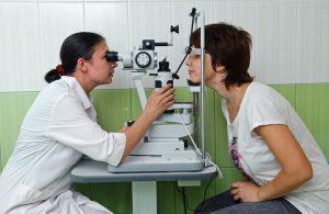 диагностика офтальмолога