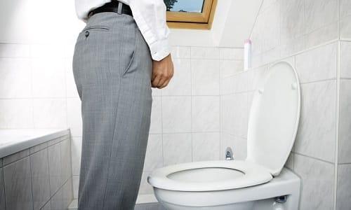 Частое и болезненное мочеиспускание свидетельствует о наличии цистита