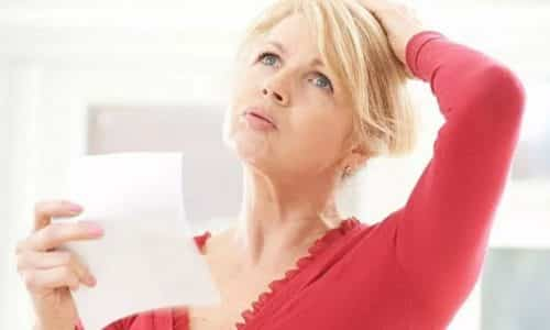 Цистит часто проявляется у женщин в период менопаузы