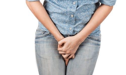 Непроизвольное мочевыделение - симптом при опущении органа (цистоцеле)