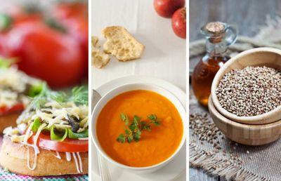 суп и гречка