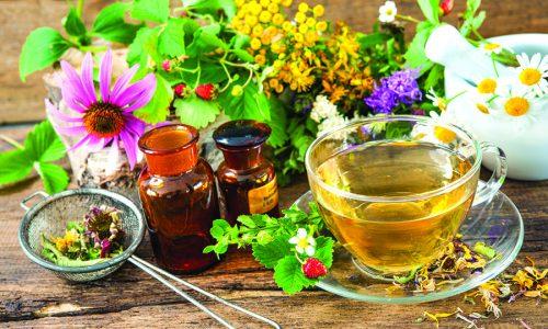 Правильно составленный травяной сбор при цистите может облегчить общее состояние пациента и снять болевой синдром